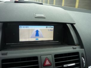 Latest 2018 Sat Nav Disc Update for Mercedes NTG4 204